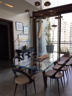 industrial interior design dining bangal