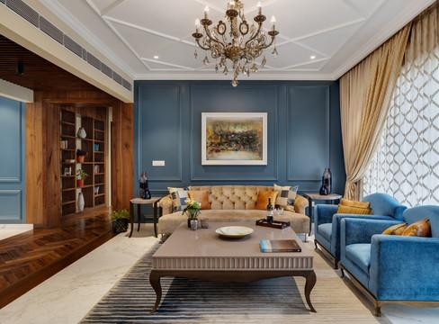 Living interiors Mid-Century Modern beng
