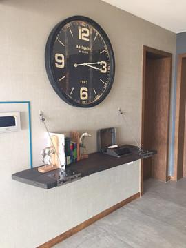 industrial Interiors Living Foyer Bangal