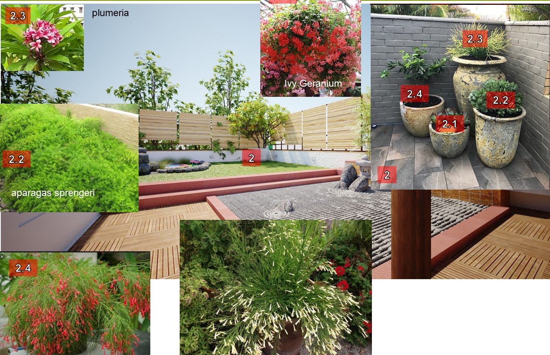 kerala style plants landscape bangalore