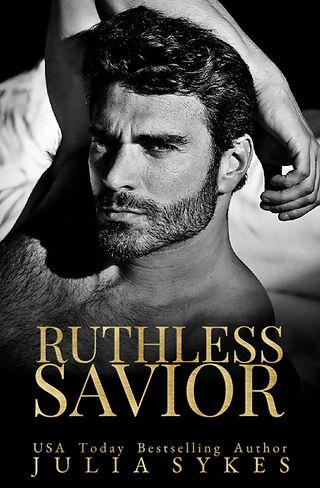 Ruthless Savior_BW cover.jpg