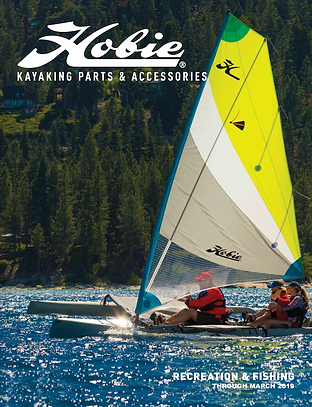 Hobie Catalog Parts and Accessories 2019