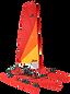 Каяци Хоби, Hobie Kayaks, риболовен каяк, Hobie Adventure Island, AI