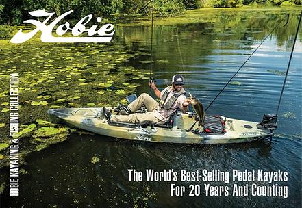 Hobie Kayaking Fishing Collection 2019