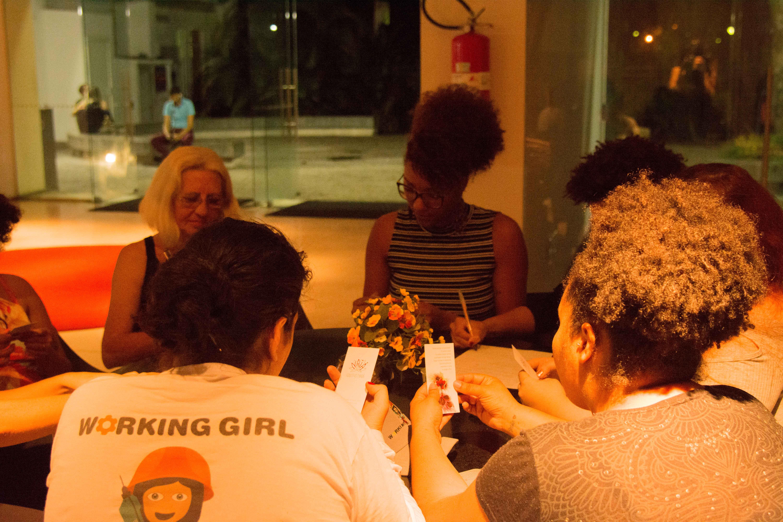 mulherio networking
