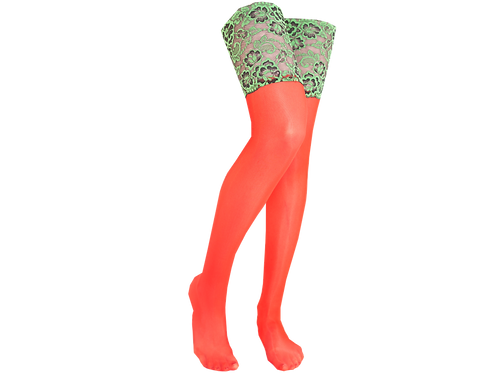 GREEN / RED STOCKINGS
