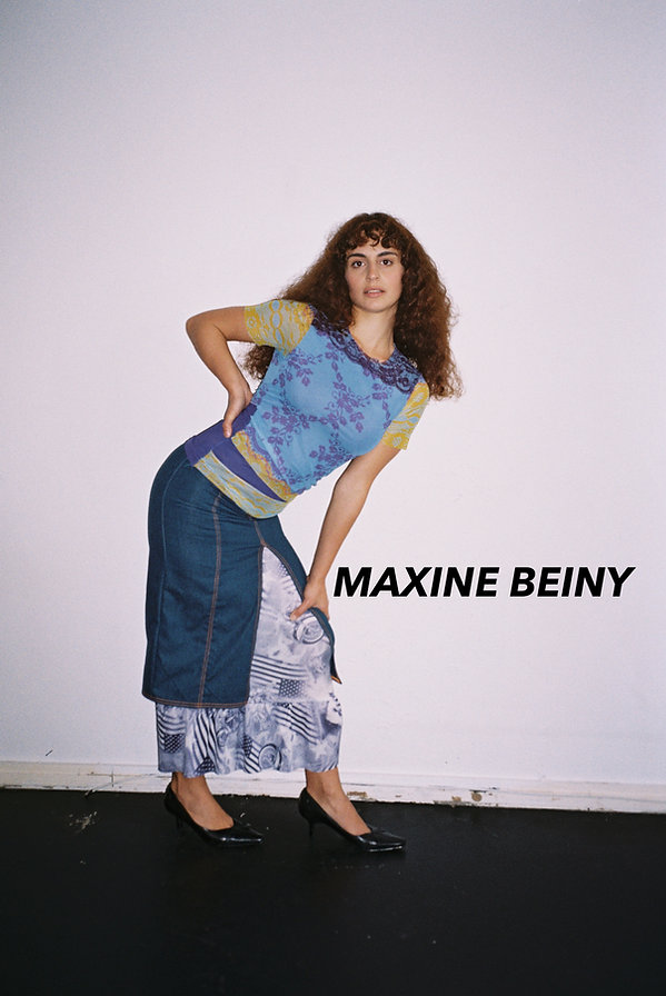 Maxine Beiny ss21