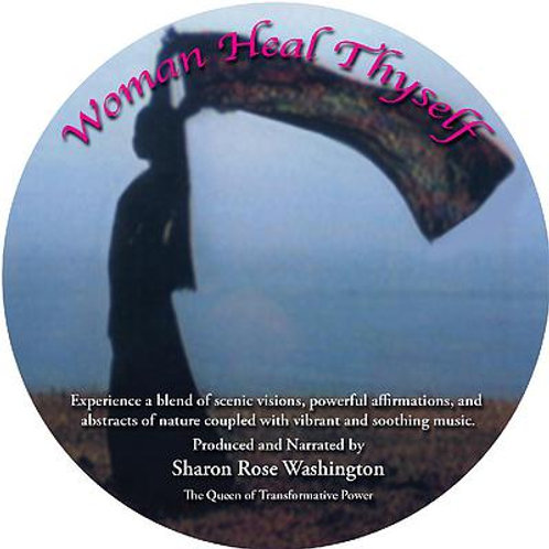 Woman Heal Thyself DVD