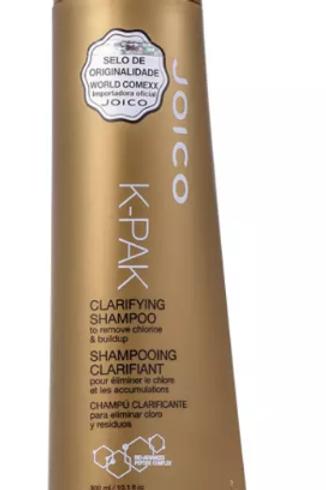 Joico K-PAK Clarifying Shampoo Antirresíduo