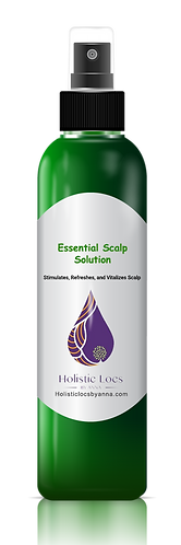 Essential Scalp Solution  (4 oz)