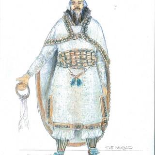 """The Mubad"" Sketch"