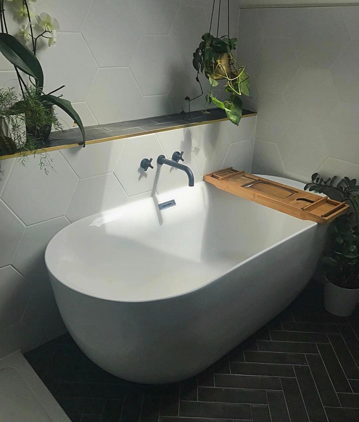 Swap of Bathroom Suite