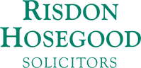 Risdon Hosegood Solicitors Logo Wordmark