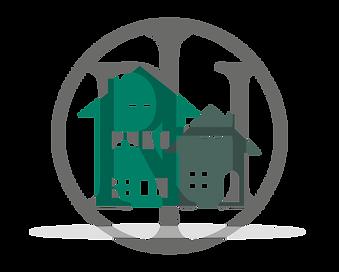Property icon in Risdon Hosegood brand greens