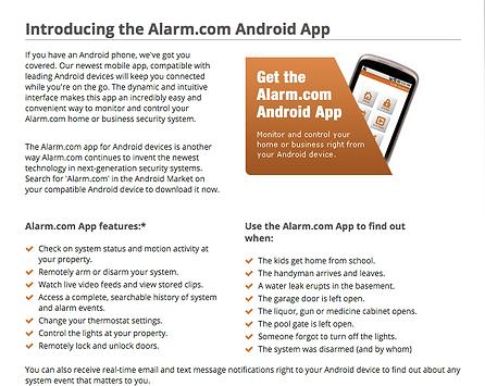 precisionintegration   Alarm com
