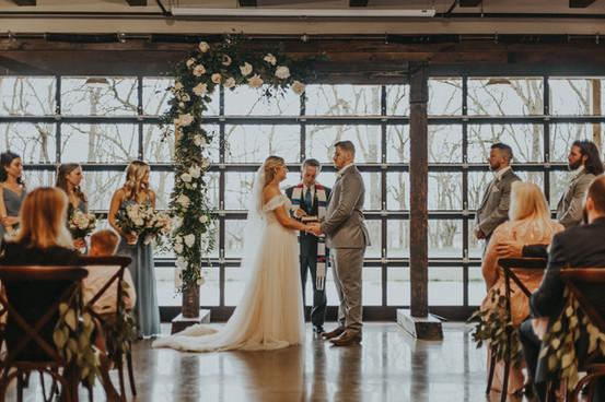 Winter Indoor Kentucky Wedding Venue