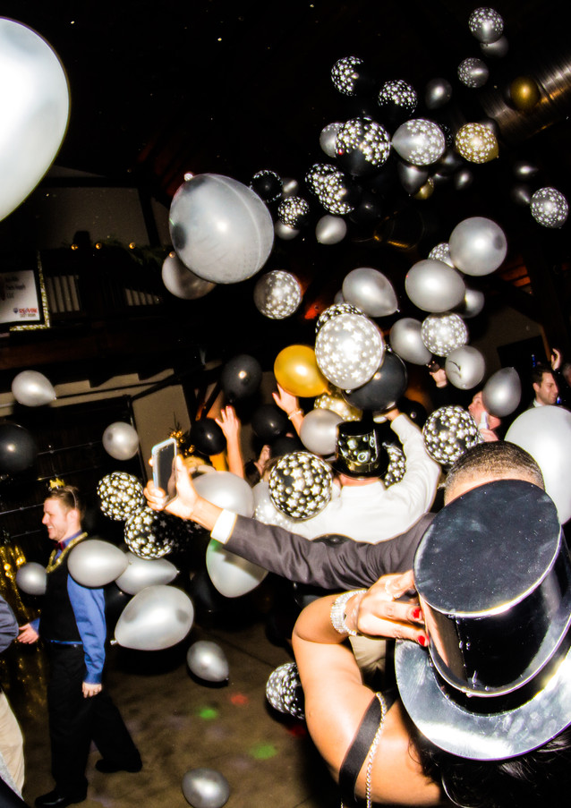 NYE Balloon Drop