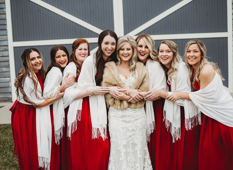 How to Plan a Winter Wedding in the South