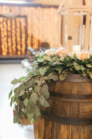 Indoor Wedding Decor