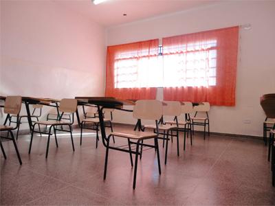 Sala de Aula Médio
