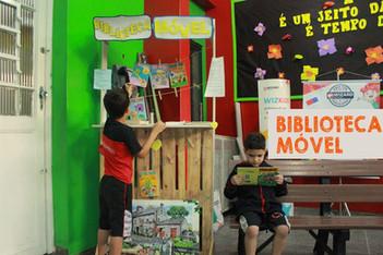 Projeto: Biblioteca Móvel
