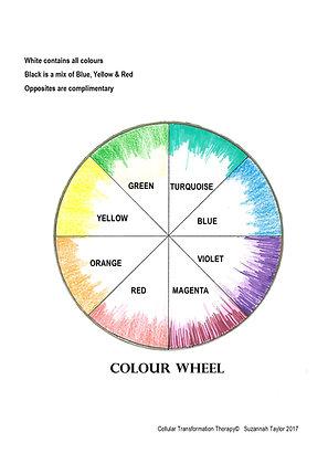 Colour Wheel by Suzannah