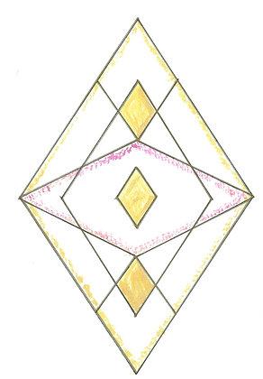 Golden Diamond by Suzannah