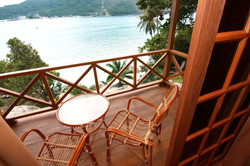 pakej pulau perhentian cozy deluxe seaview 4