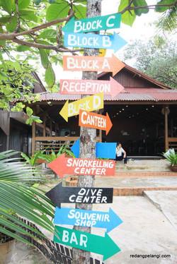 pakej pulau redang pelangi resort surrounding 4