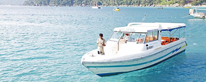 pakej-percutian-pulau-malaysia-bubu_resort_boat_transfer