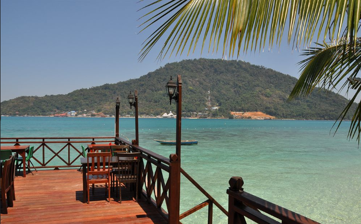 pakej pulau perhentian cozy chalet surrounding 7
