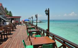 pakej pulau perhentian cozy chalet surrounding 6