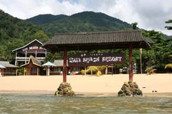 pakej-percutian-pulau-malaysia-tioman-sunbeach-resort-front