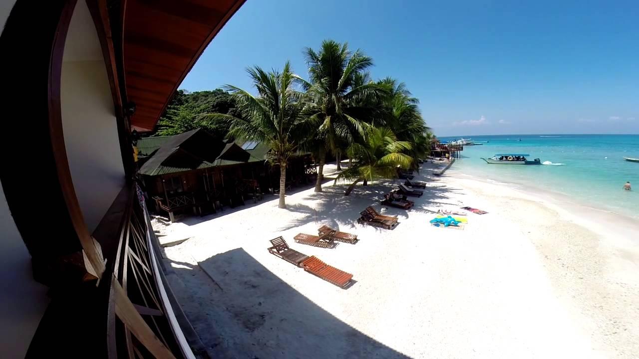 pakej pulau perhentian cozy chalet surrounding 2