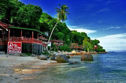 pakej pulau perhentian senja bay resort surrounding 3