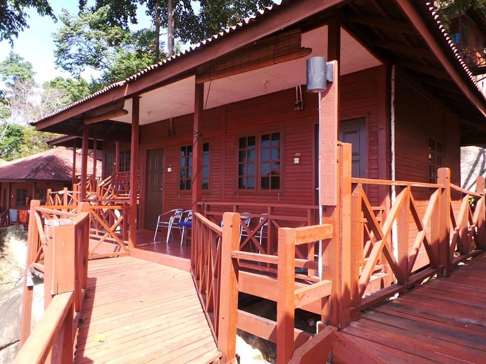 pakej pulau perhentian senja bay resort surrounding 11