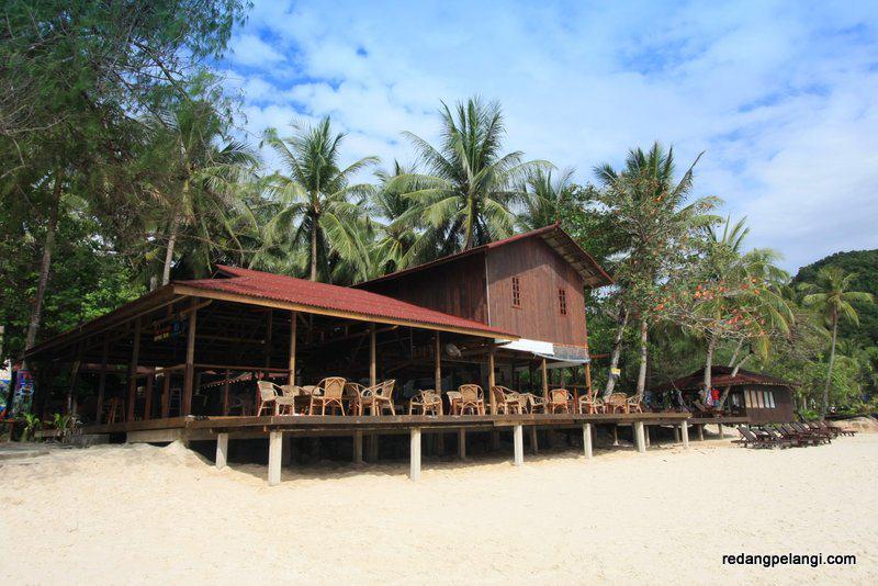 pakej pulau redang pelangi resort surrounding 5
