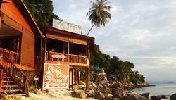 pakej pulau perhentian senja bay resort surrounding 12