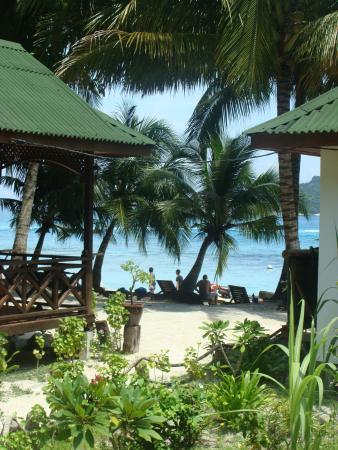 pakej pulau perhentian new cocohut deluxe garden 1