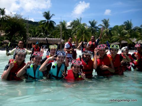 pakej pulau redang pelangi resort surrounding 18