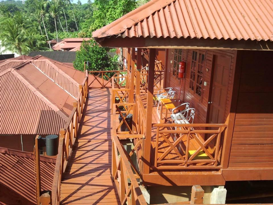 pakej pulau perhentian senja bay resort surrounding 4