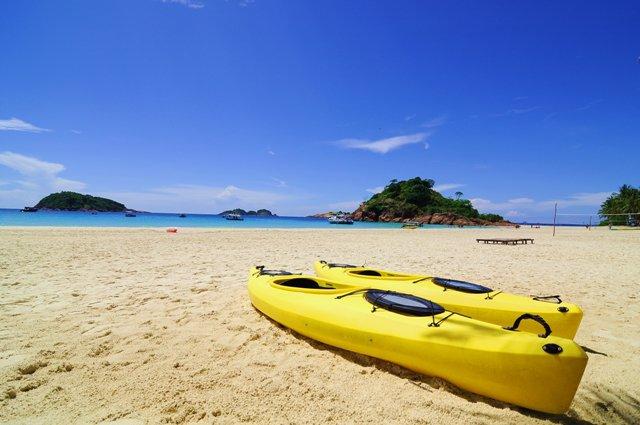 pakej pulau redang pelangi resort surrounding 1