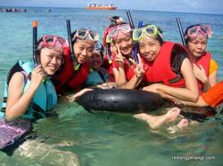 pakej pulau redang pelangi resort surrounding 17