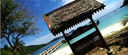 pakej-percutian-pulau-malaysia-perhentian-island-resort-signboard