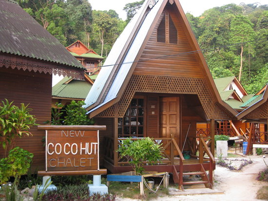 pakej pulau perhentian cozy chalet surrounding 4