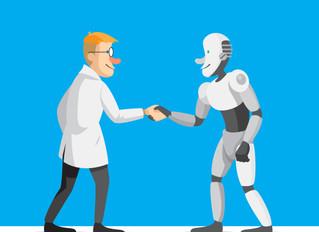 Robôs irão guiar os RH?