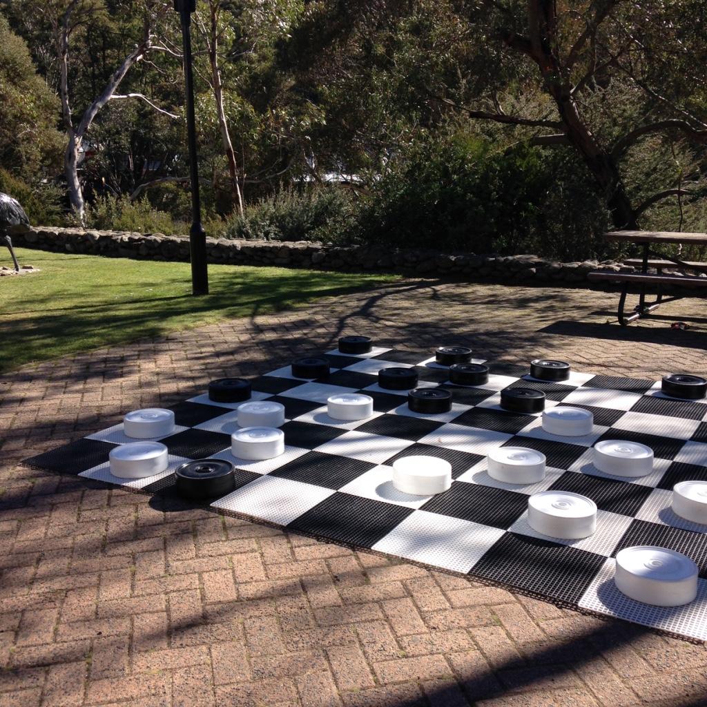 Thredbo Checkers