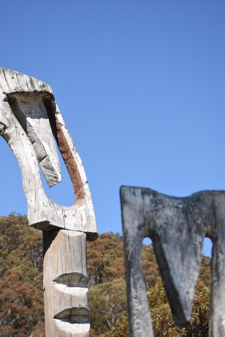 Thredbo sculpture II