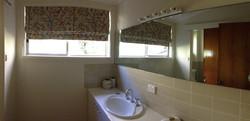 Bathroom 2 (Back room on-suite bathroom)