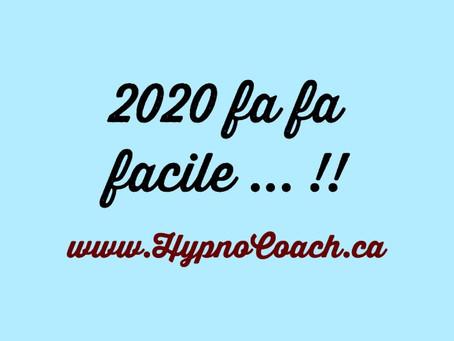 2020 fa fa facile…!!